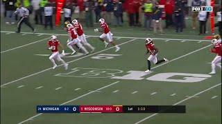 Download Nick Nelson 50-YD Punt Return vs. Michigan Video