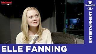 Download Elle Fanning Spills Details on 'Maleficent 2' Video