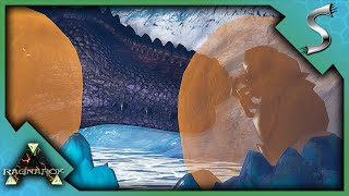 Download ICE QUEEN BOSS DEFEATED! SHE FEEDS GIGAS TO HER BABIES! - Ark: RAGNAROK [DLC Gameplay E39] Video