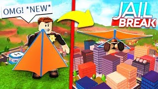 Download *NEW* GLIDER UPDATE IS OUT! Roblox Jailbreak Video