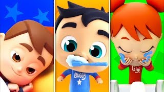 Download This Is The Way Nursery Rhymes For Kids | Songs For Children & Babies | Lagu Anak anak Video