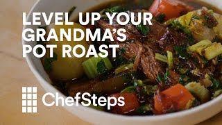 Download Level Up Your Grandma's Pot Roast Video