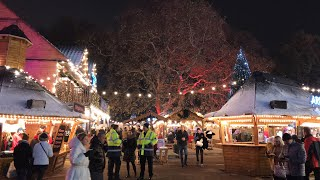 Download Winter wonderland Hyde Park 2018 Video