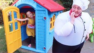 Download ÖYKÜ'NÜN YEMEKLERİNİ KİM ALDI Who bought the Toys Food Fun Kid Video Video
