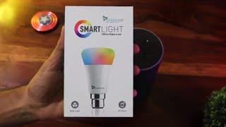 Download Syska Smart Led Light with Amazon Alexa very cool Video