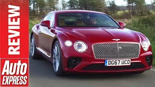 Download New Bentley Continental GT review - the best grand tourer ever? Video