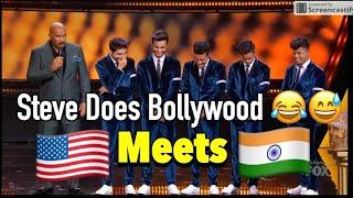 Download Michael Jackson Meets Bollywood | Steve Harvey | Shraey Khanna | Showtime at Apollo Video