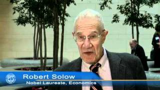 Download Robert Solow: New Ideas for a New World Video