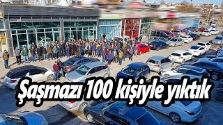 Download Şaşmazı 100 kişiyle yıktık! Video