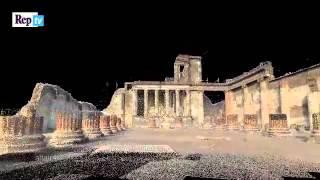 Download Pompei, 79 dopo Cristo La città com'era prima dell'eruzione Video