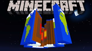 "Download Minecraft 1.8.1 Adventure Map ""Crack in the World"" Exciting Volcano Eruption Escape! Video"