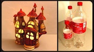 Download ❣DIY Fairy House Lamp Using Coke Plastic Bottles❣ Video