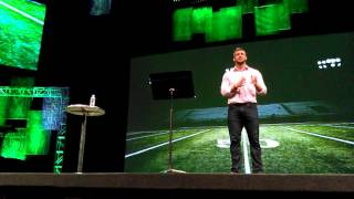 Download Tim Tebow speaks about being on God's team. Video