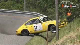 Download Best-of Historic Rally Cars (VHC) 2016 [HD] - Rallye-Start Video