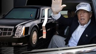 Download 5 Mind-Blowing Things You Didn't Know About Donald Trump's Limo! Video