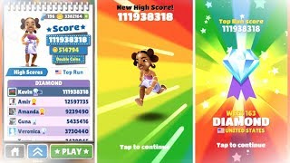 Download Over 100 Million Points on Subway Surfers! No Hacks or Cheats! Video