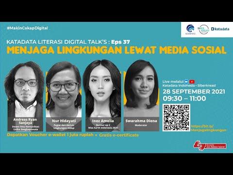 Menjaga Lingkungan Lewat Media Sosial