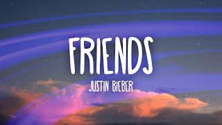 Download Justin Bieber - Friends (Lyrics / Lyric Video) ft. Bloodpop Video