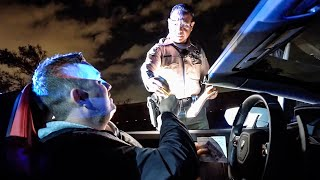 Download YOU WON″T BELIEVE WHY THIS COP PULLS ME OVER! *Most Ridiculous Ticket In A Lamborghini* Video