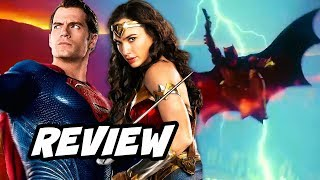 Download Justice League Review NO SPOILERS - Batman, Superman, Wonder Woman and The Flash Video