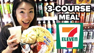 Download Eating A 3-Course Meal At 7-Eleven Video