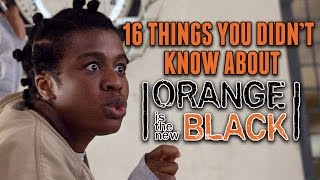Download 16 Things You Didn't Know About Orange is the New Black Video