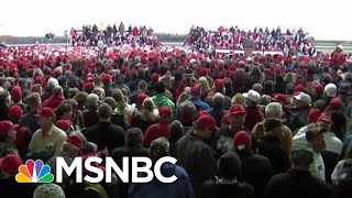 "Download New Low: MAGA Crowd Chants ""Lock Her Up"" After Clinton Sent Bomb 
