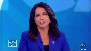 Download Tulsi Gabbard Fights Back Against Clinton's Remarks | The View Video