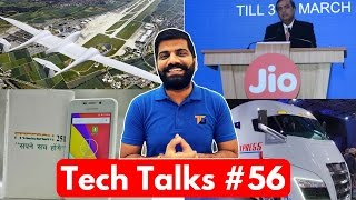 Download Tech Talks #56 - Card Hack in 6 Seconds, OnePlus 3T, Jio Happy New Year Offer, Freedom 251 Video