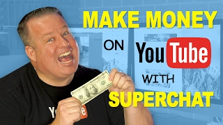 Download How to Make Money on YouTube with Super Chat & Live Streaming! Video
