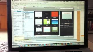 Download Microsoft Office 2011 für Mac im Test Video