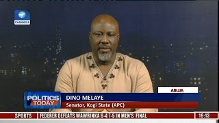 Download Magu Cannot Be Re-presented To The Senate - Dino Melaye Pt 2 Video