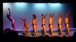 Download Hilarious Synchronised Swimming Sketch Video