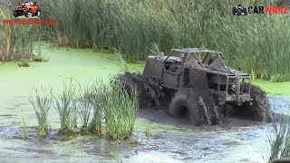 Download Mudweiser 2 Swamp Buggy Goes Deep At Bobs Mud Bog 2015 Video