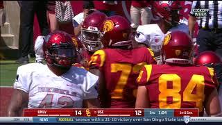 Download Football: USC 43, UNLV 21 - Highlights 9/1/2018 Video
