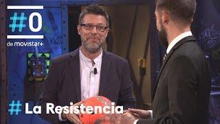 Download LA RESISTENCIA - La entrevista sorpresa de Quequé vol. IV | #LaResistencia 25.04.2018 Video
