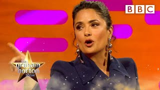 Download Salma Hayek jokes about turning 50 - The Graham Norton Show 2017: Preview Video