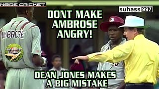 Download Dont make AMBROSE angry! WORLD SERIES FINAL - Dean jones makes a big mistake Video