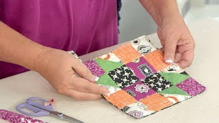 Download Easy Pot Holders with Carmen Geddes Video