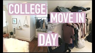 Download OFFICIAL COLLEGE HOUSE MOVE IN & FIRST GROCERY HAUL Video