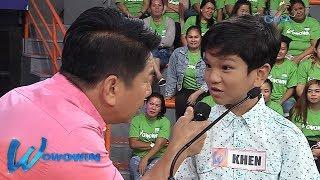 Download Wowowin: Pilosopong bata, nakaharap si Kuya Wil! Video