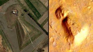 Download 15 Strange Images Found on Mars Video