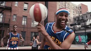 Download STOMP makes basketball music with Harlem Globetrotters Video