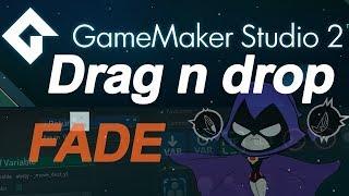 Download Game maker studio 2 - fade to cutscene - drag and drop (no coding) Video