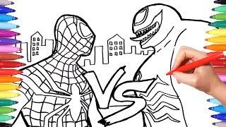 örümcek Adam çizimi Spider Man Drawing Ps4 Free Download Video Mp4