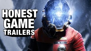 Download PREY (Honest Game Trailers) Video