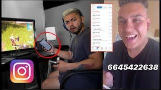 Download Paso mi Numero de Celular Mientras Jugaba Fortnite y esto fue lo que paso | Que Paso Mane Video