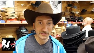 Download Burnie Vlog: Gavin's British Cowboy Makeover | Rooster Teeth Video