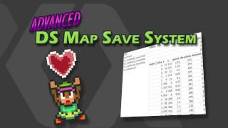 Download Advanced DS Map Based Save System Video