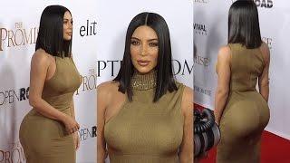 Download Kim Kardashian ″The Promise″ Premiere Red Carpet Video